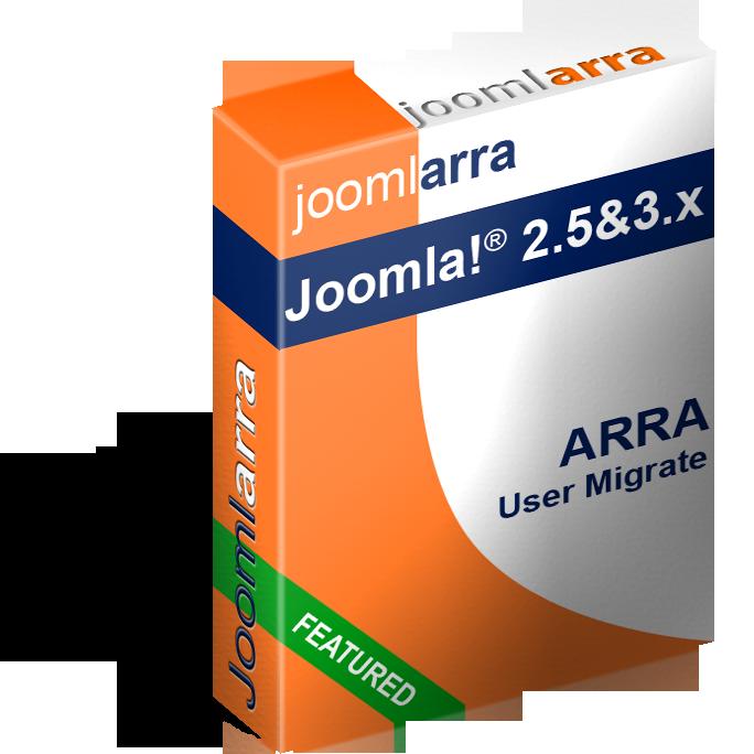 joomla 1.6 user import