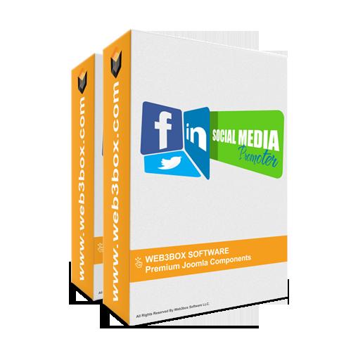 joomla social media promoter