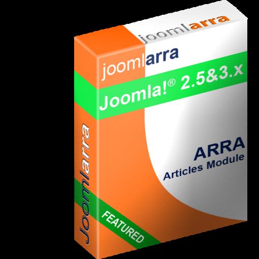 arra-articles-module joomla 3