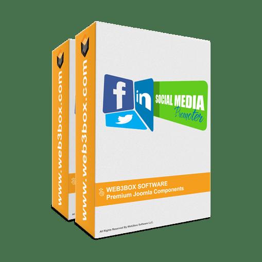 Joomla 3 social promote